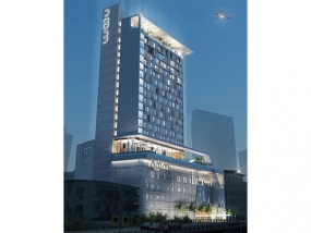 CONSTRUCTION OF THE NOOM-ABJ **** HOTEL WITH BUSINESS AND LEISURE CENTERS